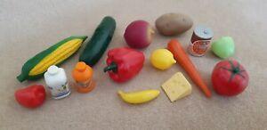 Pretend Play légumes, lait, Jus, fromage etc finalisation de l'achat ELC & Melissa & Doug
