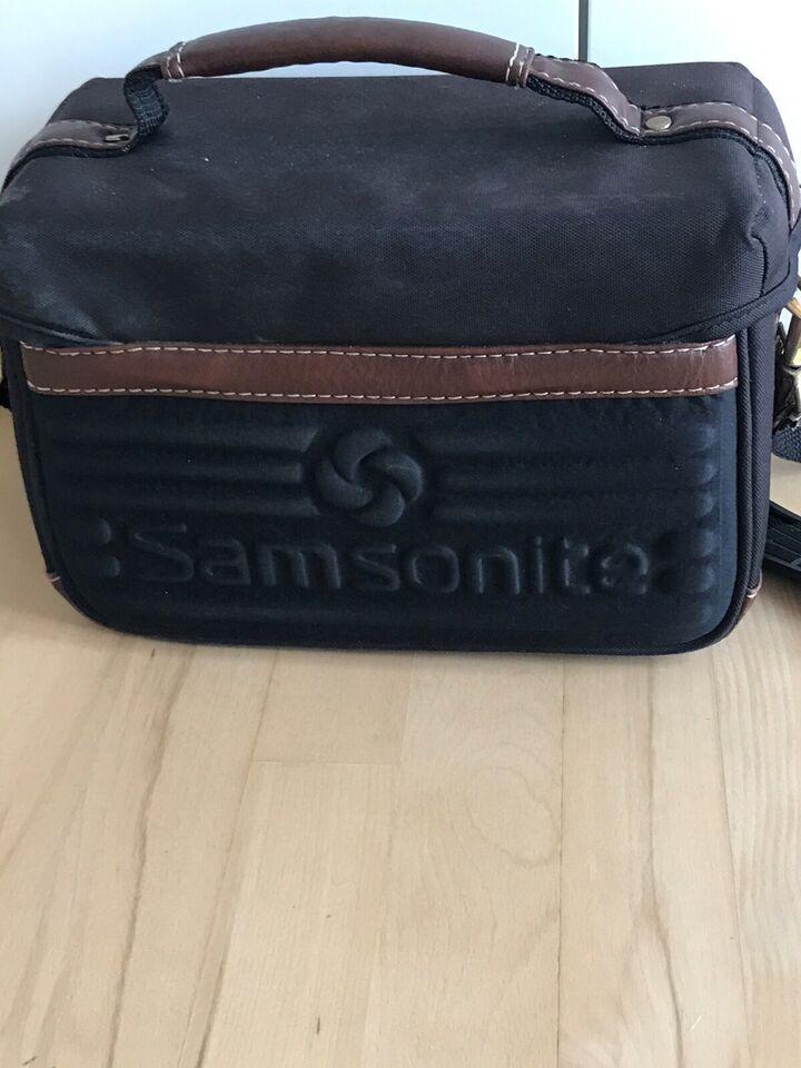 Kamera taske, Samsonite, God
