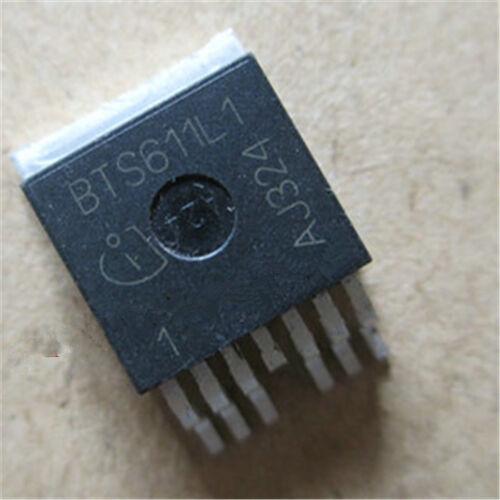 5pcs BTS611L1 automotive computer board chip