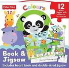 Fisher Price Jungle Colours Jigsaw Set by Autumn Publishing Ltd (Multiple copy pack, 2014)