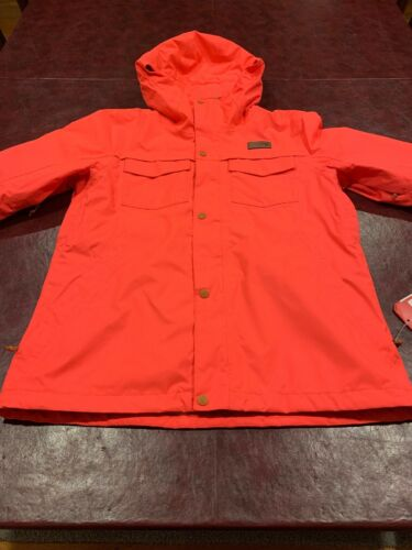Jkt Sports The Rocket W freeride d'action Rouge femmes Large North Ins Ricas Face nqXz4
