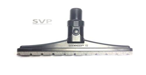 "SIDEWINDER VERTICAL VAC stick vac self-contained one-piece vacuum 1.25/"" wand"