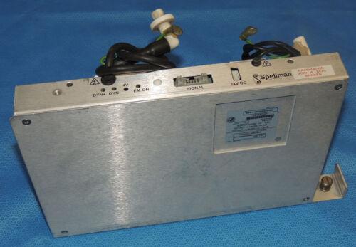 Thermo 80000-98050 HV Power Supply 12KV 4.5KV Dual Output MX12PN24//642 Spellman