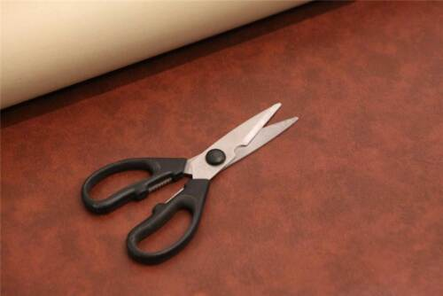 lourd touché faux cuir similicuir vinyle pvc tapisserie matériel tissu 1 mètre