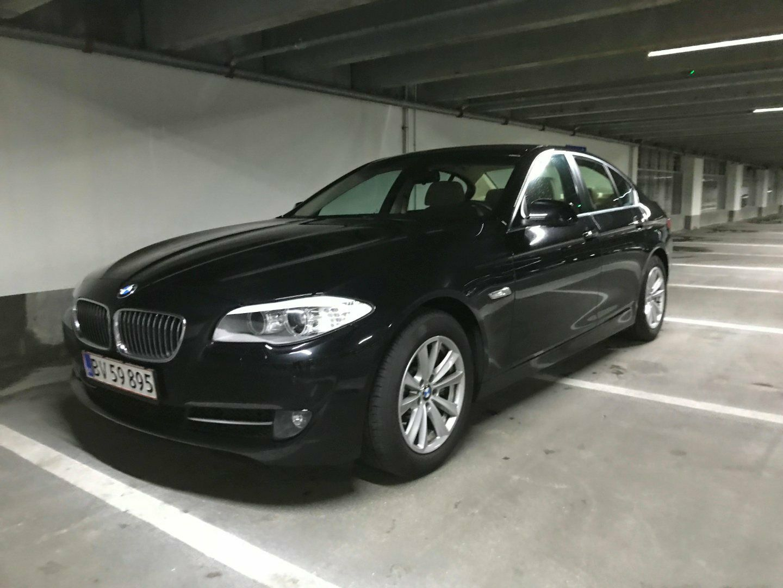 BMW 525d 2,0 aut. 4d - 265.000 kr.