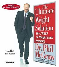 Dr Phil McGraw The Ultimate Weight Solution CD The 7 Keys to Weight Loss Freedom