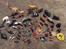 Safari Ltd Schleich Papo ToyMajor Large Mixed Lot Wild Safari Animals  70+ Pcs