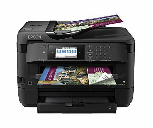 Epson - WorkForce WF-7720 Wireless All-In-One Printer - Brand New!. Buy it now for 459.99