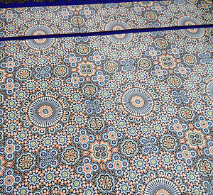 Image Is Loading Moroccan Tiles Turkish Feature Wall Tile Kitchen Bathroom