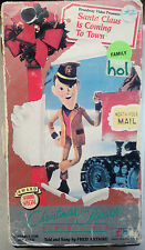 Santa Claus is Coming to Town (VHS) 1970 holiday special told by Fred Astaire