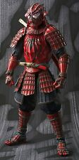 Meisho Manga Realization Samurai Spider Man Action Figure Bandai NEW IN STOCK