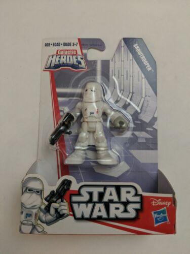 Star Wars Galactic Heroes Snowtrooper Imperial Hoth stormtrooper mini figure