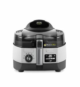 DeLonghi Extra Chef FH1394/2 Heissluftfritteuse 1,5 KG 2.400 Watt 7 Programmi