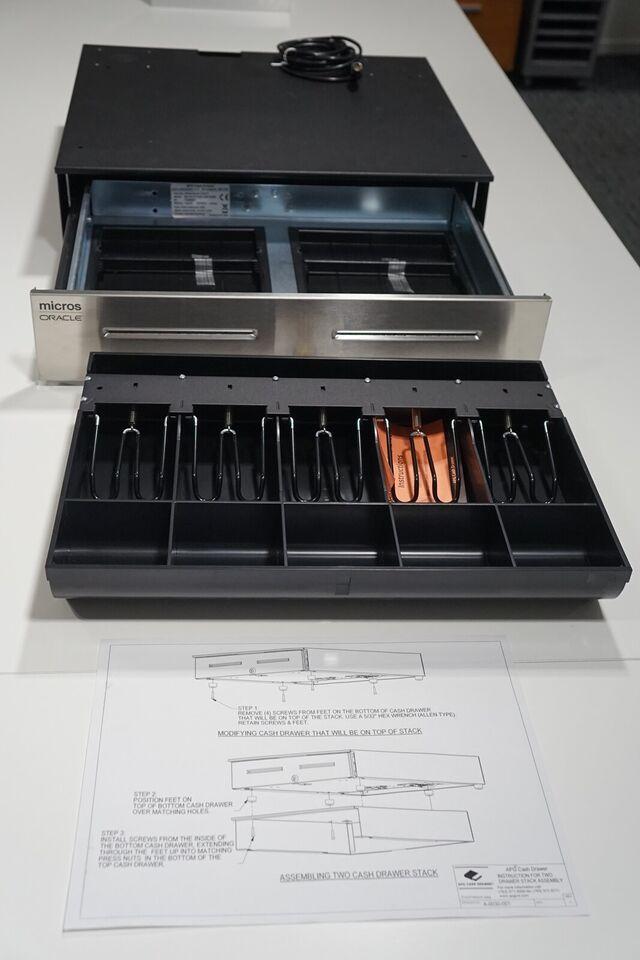 Micros Oracle Cashbox