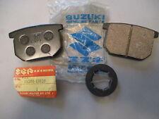 NOS Suzuki OEM Pad & Shim Set 1980 GS1000 1981 GS550 GS650 59300-49820