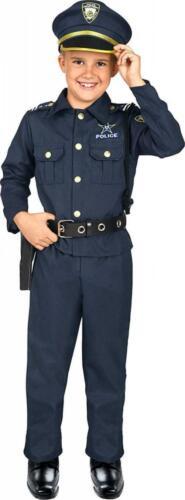 Kangaroo/'s Deluxe Boys Police Costume for Kids