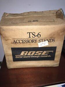 Bose-TS-6-White-Speaker-Stands