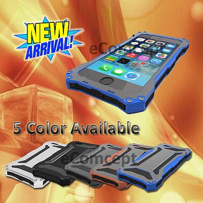 """Water Res. Gundam II Aluminum Gorilla Glass Case S.CENG iPhone 6S Plus 4.7""""/5.5"""""""