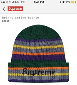 bb815008 Image is loading supreme-beanie