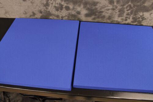 Two New JBL 4430 Studio Monitor Grilles Dark Blue Fabric