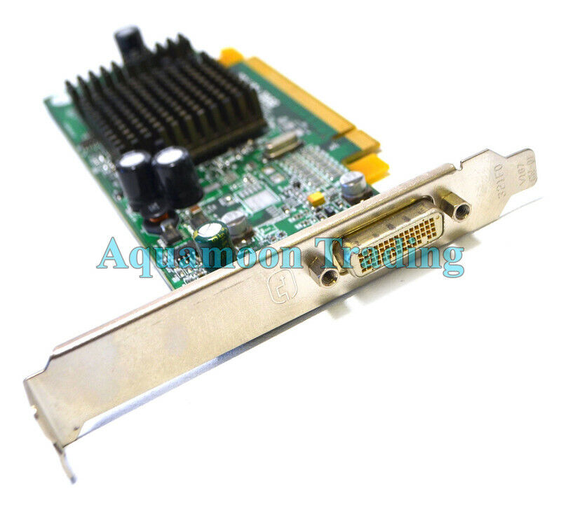 H3823 Dell Radeon X300 128MB DVI Video Graphics Card High Profile E-G012-04-2903