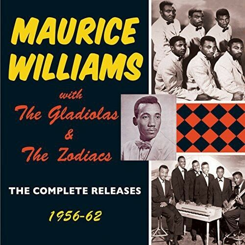 Maurice with the Gla - Complete Releases 1956-62 [New CD]