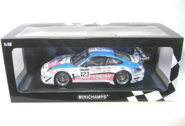 PORSCHE 911 GT3 R nr. 123 24h Spa 2011