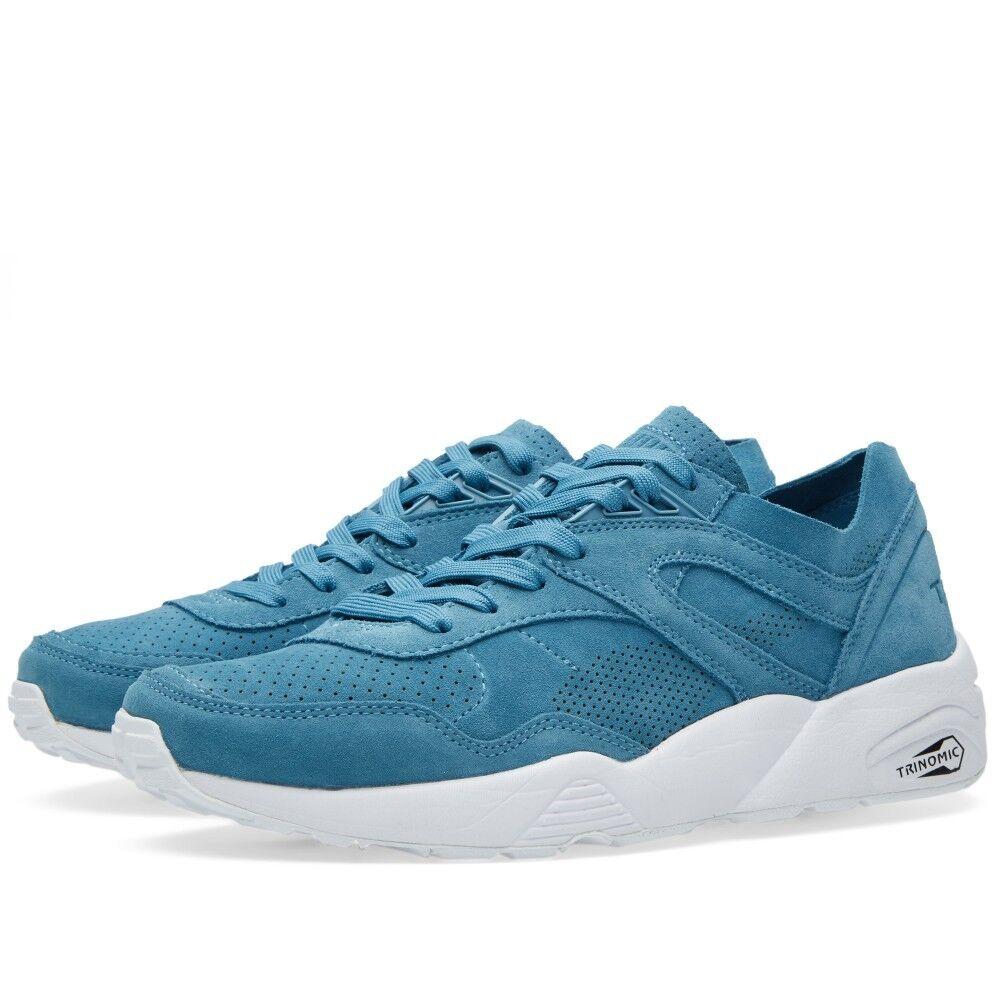 Puma Trinomic R698 Soft Größes 8-12 Blau   BNIB