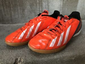 White Turf Indoor Soccer Shoes Q33860
