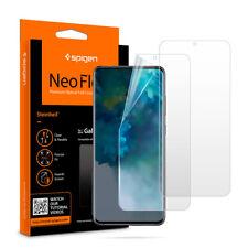 Galaxy S20, S20 Plus, S20 Ultra Screen Protector | Spigen? [Neo Flex] 2 Pack
