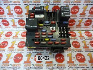 99 00 01 02 gmc yukon fuse relay box 15770992 oem image is loading 99 00 01 02 gmc yukon fuse relay