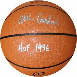 Gail-Goodrich-Hand-Signed-Autographed-Spalding-Game-Series-Basketball-Beckett