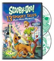 Scooby-Doo!: 13 Spooky Tales - Ruh-Roh Robot! [2 Dis DVD Region 1
