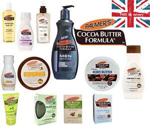 palmer s cocoa butter formula coconut olive butter skin care range ebay