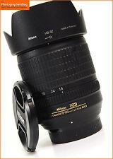 Nikon 18-105mm AF-S DX NIKKOR F3.5-5.6 G ED VR Lens + GRATIS UK Affrancatura