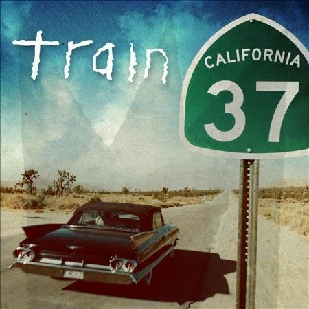 California 37 by Train (CD, 2012, Columbia (USA)) Disc Only