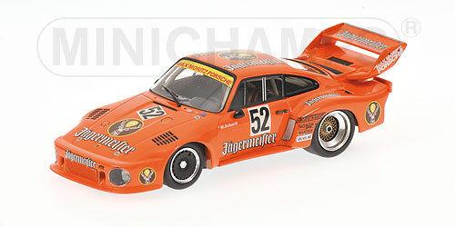 Porsche 935 Winner Div.Zolder DRM 1977 Manfrouge Schurti 400776352 Minichamps 1 43
