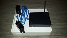 eHome Wireless G WiFi Router / Switch - EH100 - 4 Ethernet Ports & 802.11g