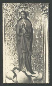 image pieuse ancianne Virgen holy card santino estampa FGIMn7SK-09104053-742506931