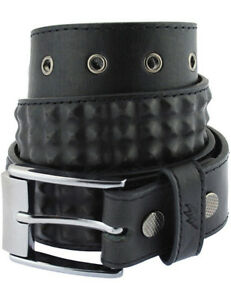 Lowlife-Cover-Up-Leather-Belt-in-Black