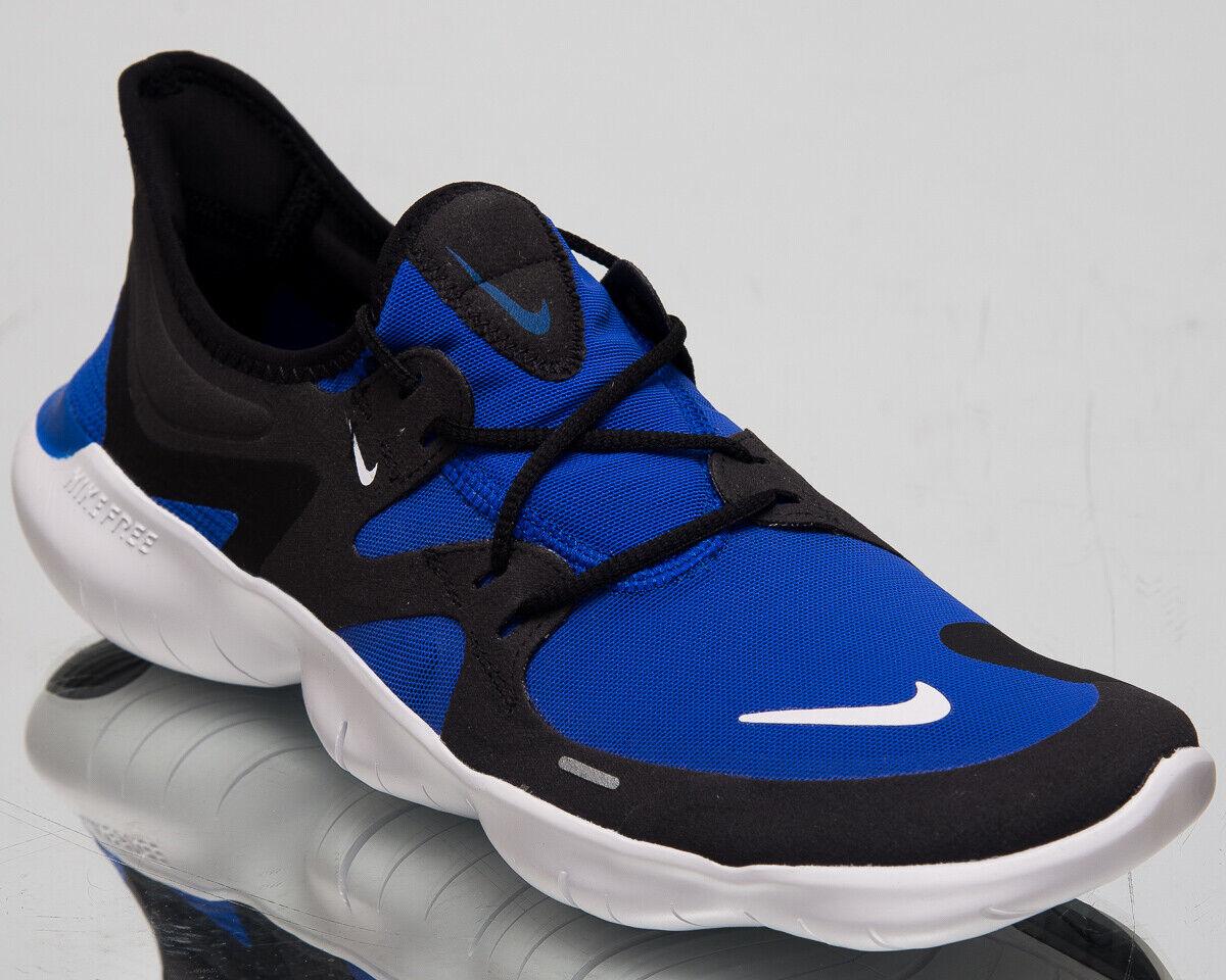 Nike Free RN 5.0 Homme Racer bleu Running chaussures Sport Baskets AQ1289-402