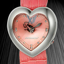 Chronotech Heart Ladies Watch / MSRP $800.00 (CLEARANCE SALE) (AVL. IN 2 COLORS)