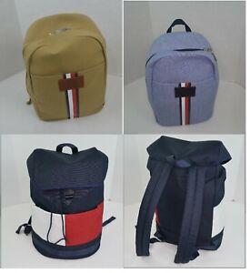 Tommy-Hilfiger-Backpack-Book-Bag-School-Travel-Unisex