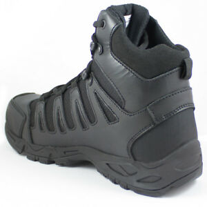 Pentagon Mens Achilles Tactical XTR 6 Waterproof Ankle Boots Black ALL SIZES 158befae918