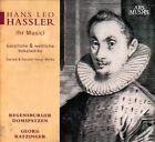Hans Leo Hassler: Sacred & Secular Vocal Works (CD, Mar-2010, Ars Musici)