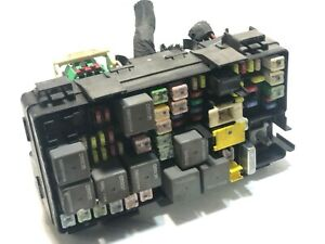 2010 dodge caravan journey fuse box relay control module unit ...  ebay