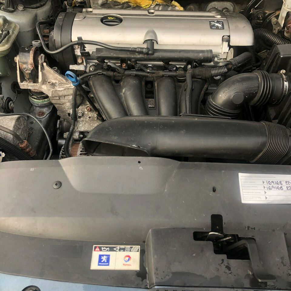 Peugeot 407, 2,2 XT, Benzin