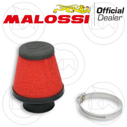 FILTRO ARIA MALOSSI 0413537 RED FILTER E17 Ø 32 PER CARBURATORI DELL/'ORTO PHVB