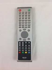 AKAI KC02 A2 REMOTE CONTROL - LCT3201AD LCD screen TV D