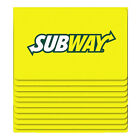 10-Pack of $5 Subway Gift Cards - Mail Delivery
